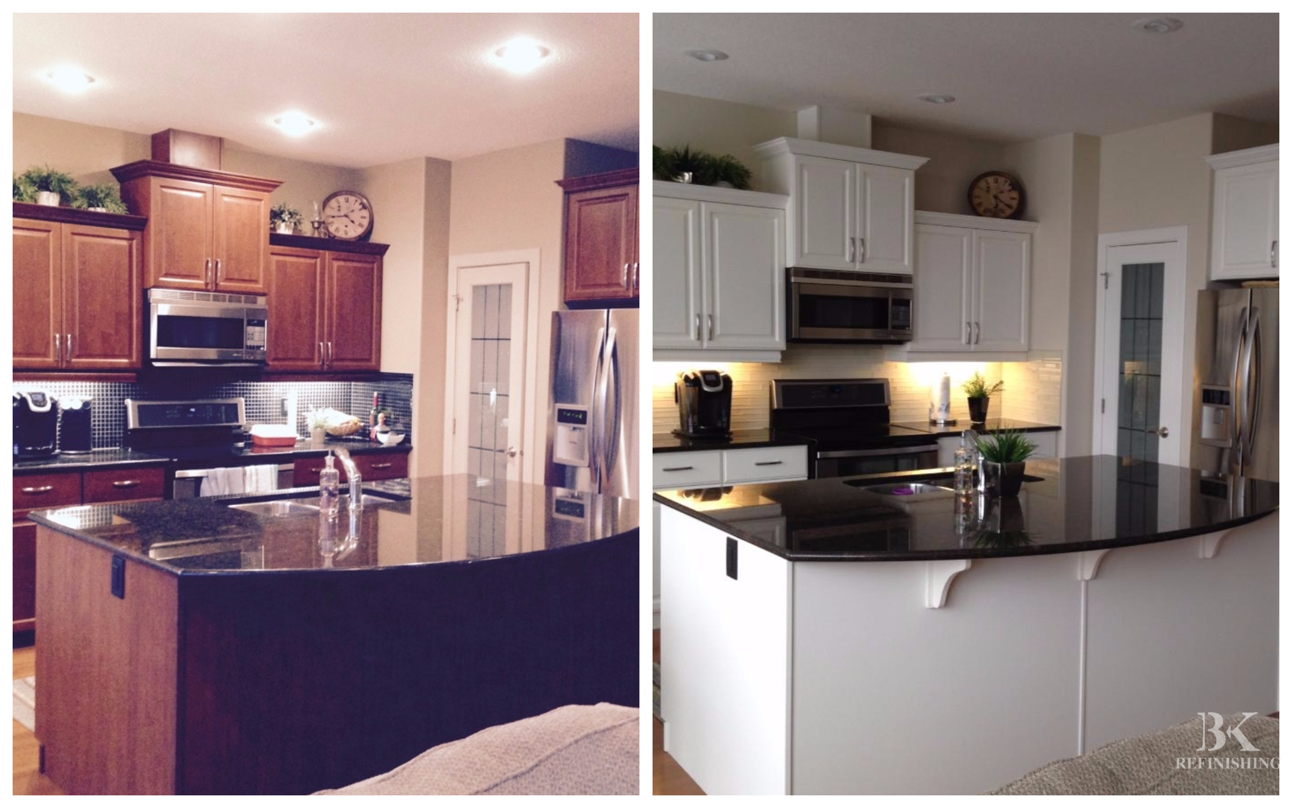 Best Kitchen Refinishing
